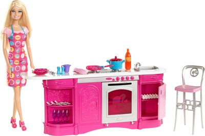 This Christmas Surprise Your Little Girl With Kitchen Set Toys