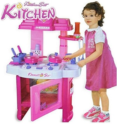 Toys for girls baby kids care zone for Kitchen set for babies